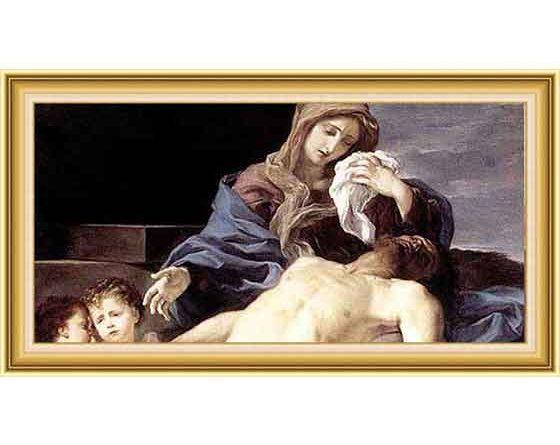 Giovanni Baciccio hayatı ve eserleri