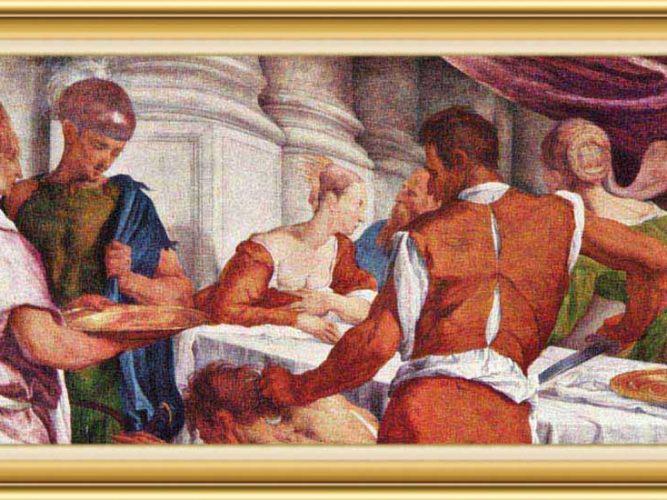 Jacopo da Ponte Bassano hayatı ve eserleri
