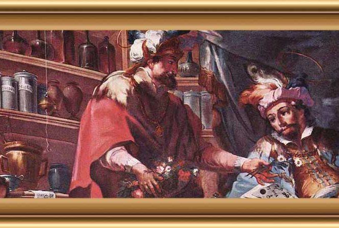 Johann Anwander hayatı ve eserleri