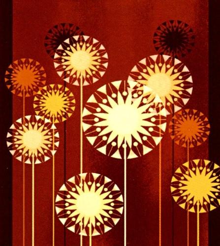 Kızılda Açılan Çiçekler 01