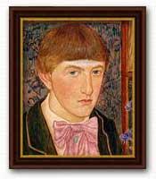 Maxwell Armfield portre