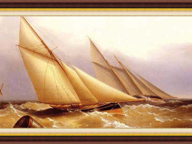 Captain Richard Brydges Beechey hayatı ve eserleri