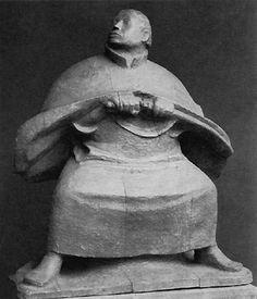 Resim 03, Ernst Barlach, Kılıç Çeken Adam, 1911