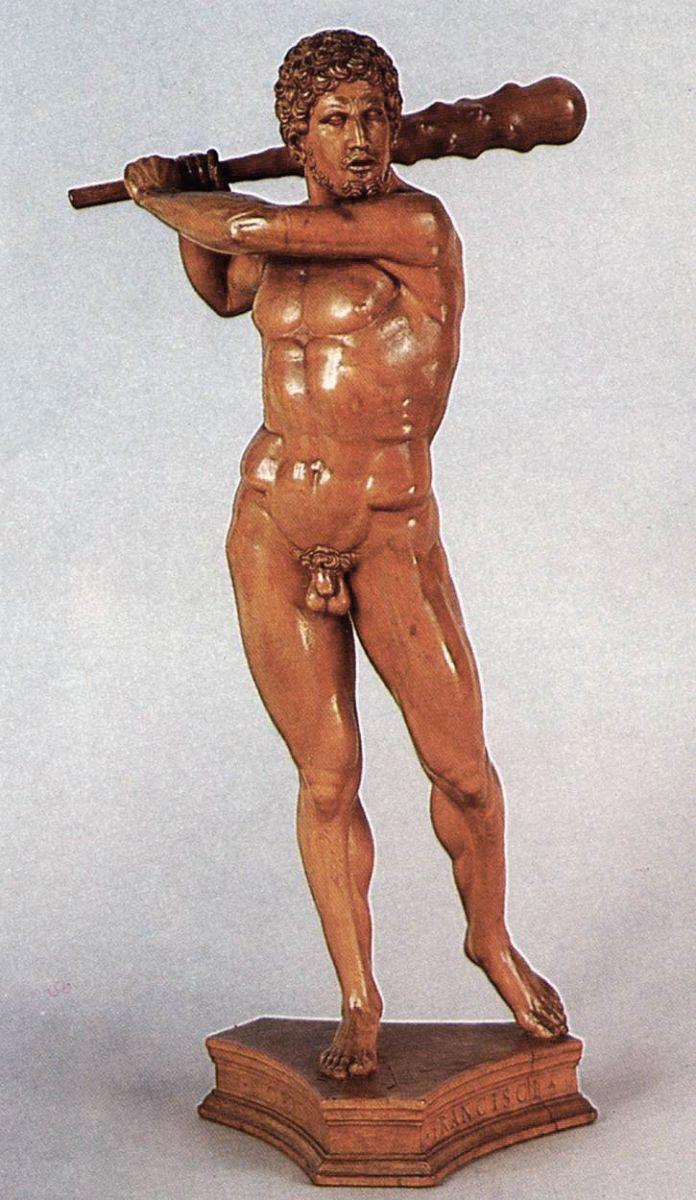 Resim 06, Francesco Sant'Agata, Herkül, 1520