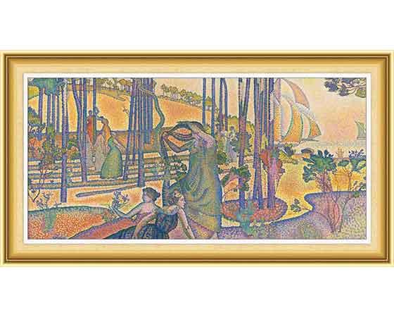 Henri Edmond Cross hayatı ve eserleri