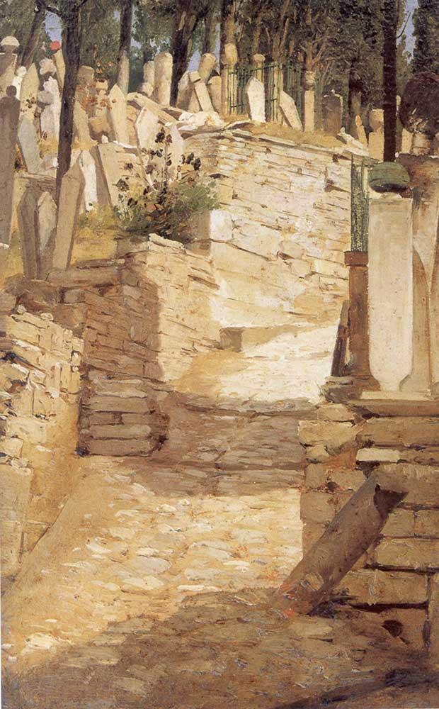 Osman Hamdi Eyüp Sultan Mezarlığı