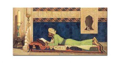 Osman Hamdi Okuyan Genç Emir