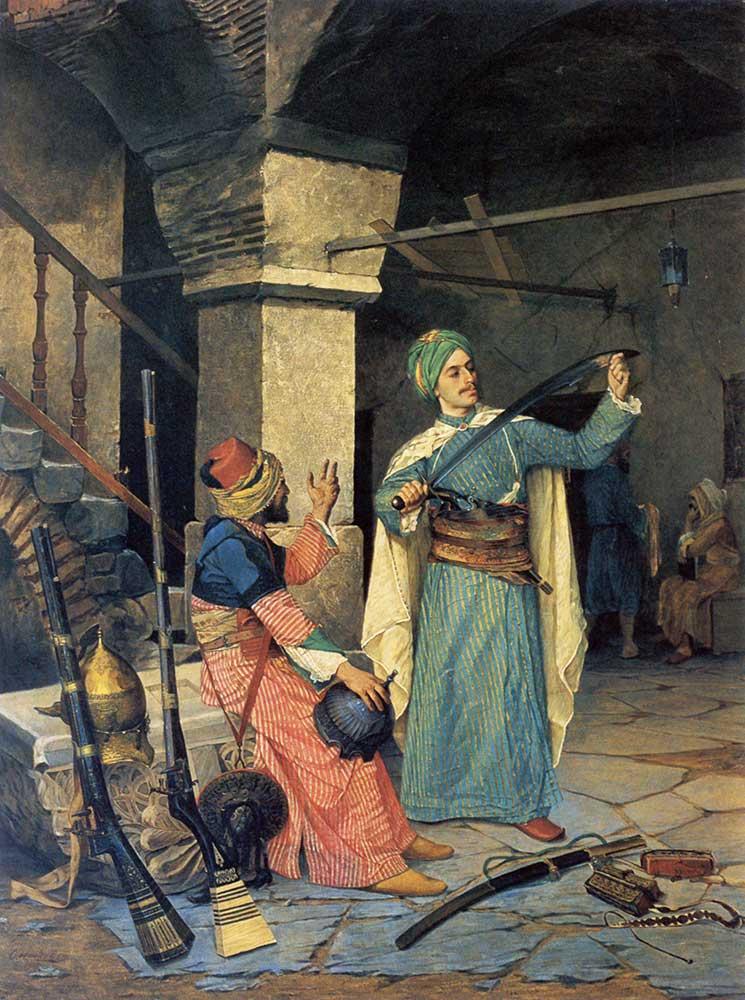 Osman Hamdi Silah Taciri