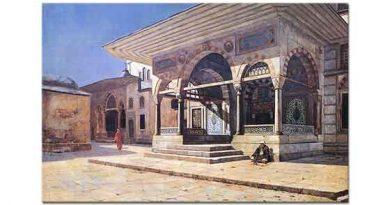 Osman Hamdi Sultan II Selim Türbesi