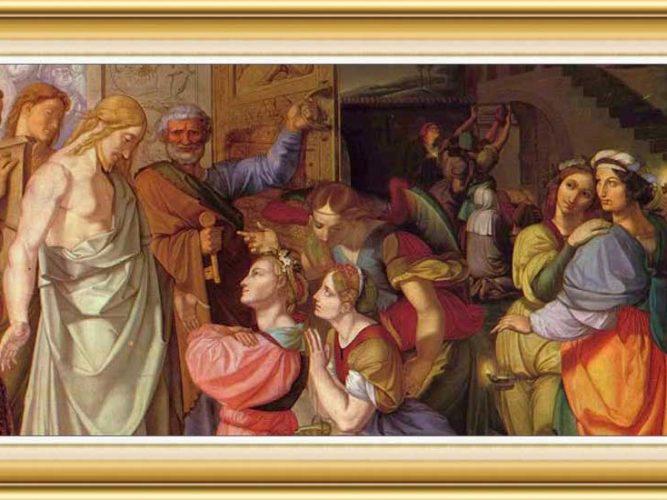 Peter von Cornelius hayatı ve eserleri