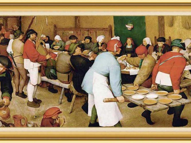 Pieter Bruegel hayatı ve eserleri