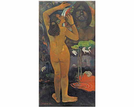 Paul Gauguin Ay ve Dünya