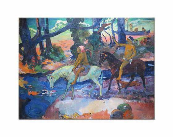 Paul Gauguin Geçit ve Kaçış