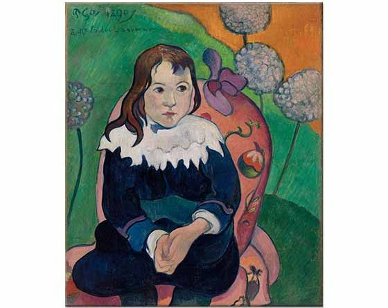 Paul Gauguin Loulou