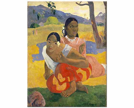 Paul Gauguin Ne Zaman Evleniyorsun ?