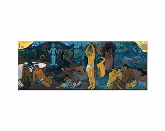 Paul Gauguin Nereden Geliyoruz ? Kimiz ?