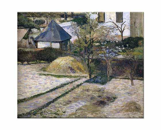 Paul Gauguin Osny Manzarası