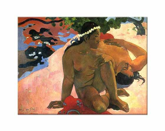 Paul Gauguin Sen misin ?