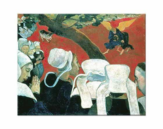 Paul Gauguin Vaaz Sonrası