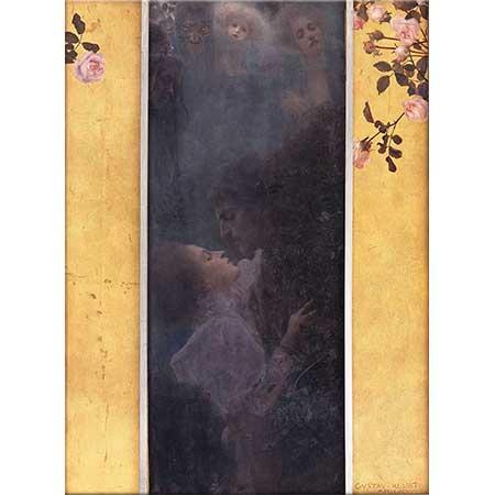 Gustav Klimt Aşk
