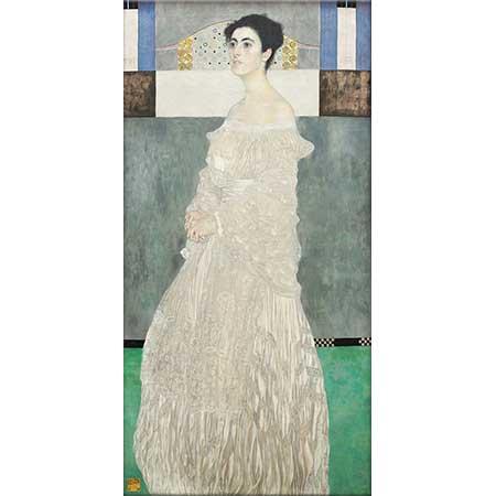 Gustav Klimt Margarete Stonborough Wittgenstein