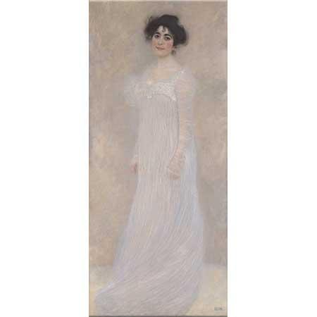 Gustav Klimt Serena Lederer Portresi