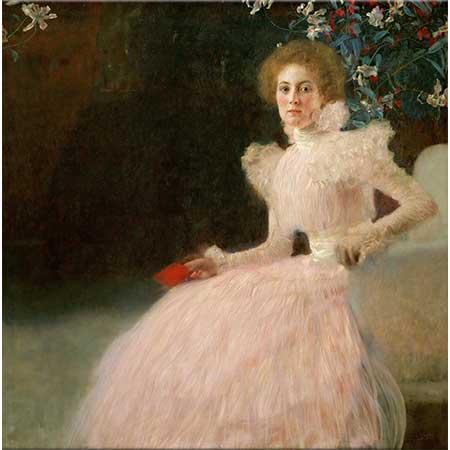 Gustav Klimt Sonya Knips