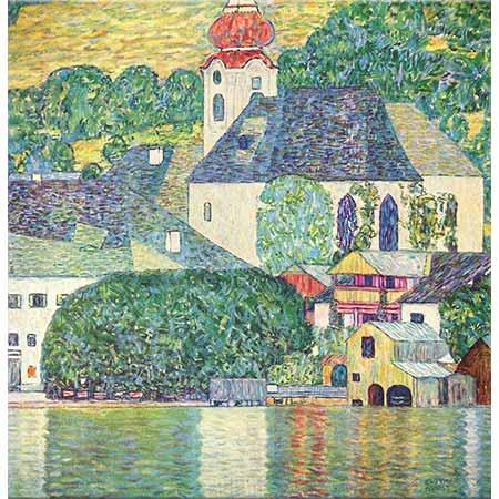 Gustav Klimt St Wolfgang Kilisesi