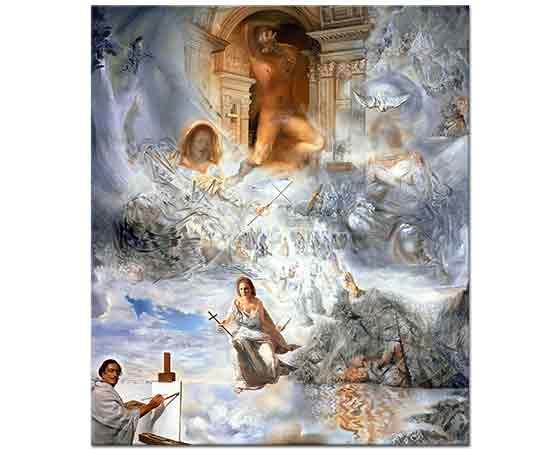 Salvador Dali Ekümenik Konsül