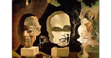 Salvador Dali Üç Çağ