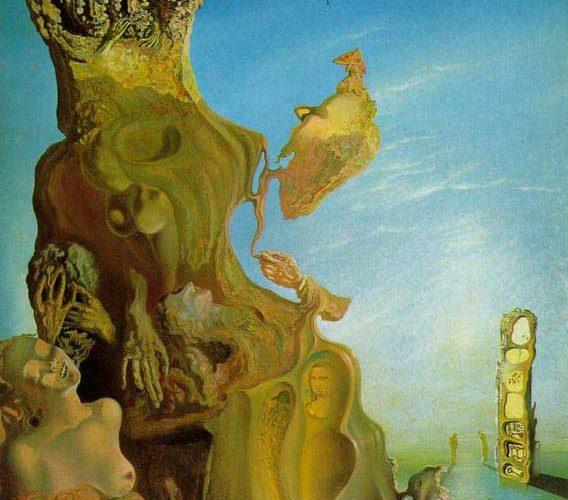 Salvador Dali Imparatorluğun Çocuk ve Kadın Anıtı