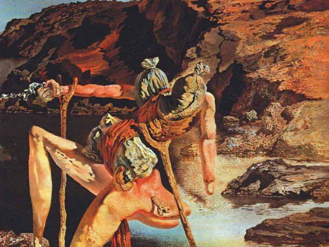 Salvador Dali Cinsel Cazibenin Ürkütücülüğü