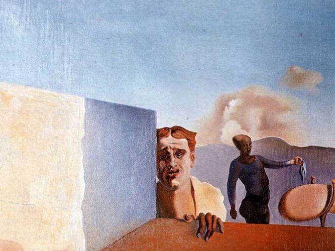 Salvador Dali Havanın Güzel Gitmesinden Depresyona Giren Berber