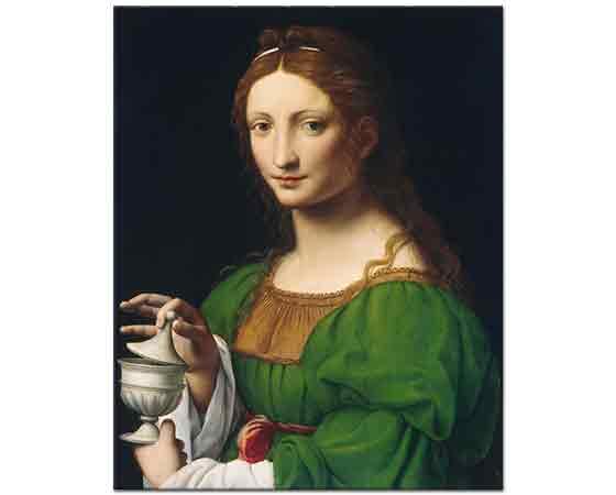 Leonardo Da Vinci Genç Kadın