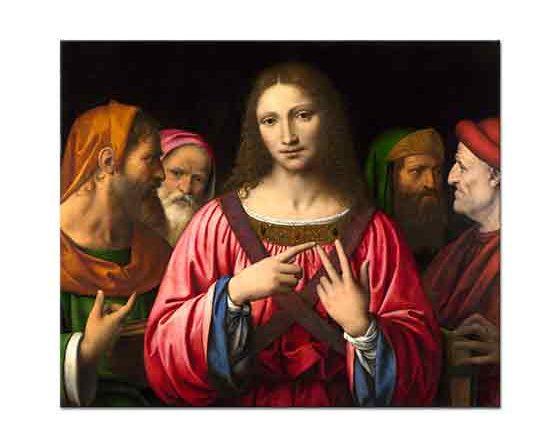 Leonardo Da Vinci Hz Isa ve Havariler