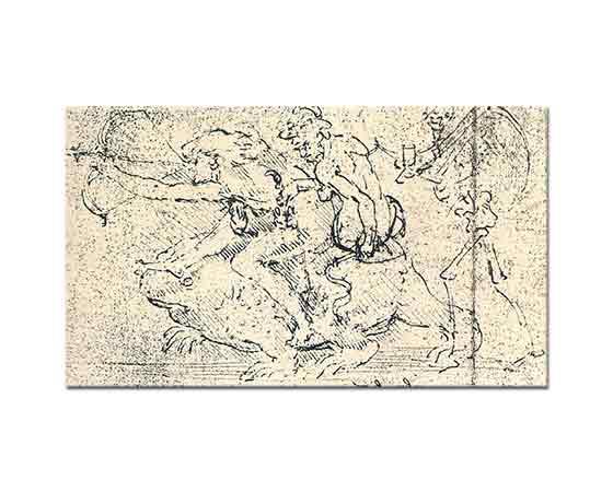 Leonardo Da Vinci Kötü Düşünce Hased ve Nankörlük