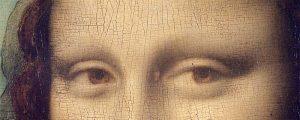 mona lisa'nın gözleri