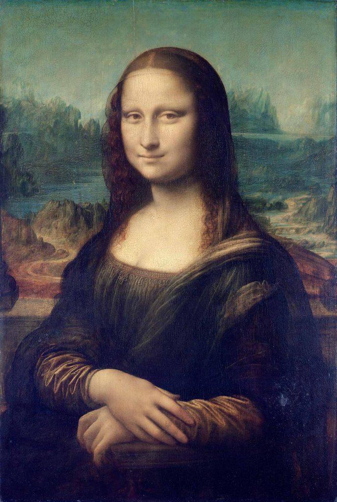 Leonardo Da Vinci Mona Lisa La Giaconda