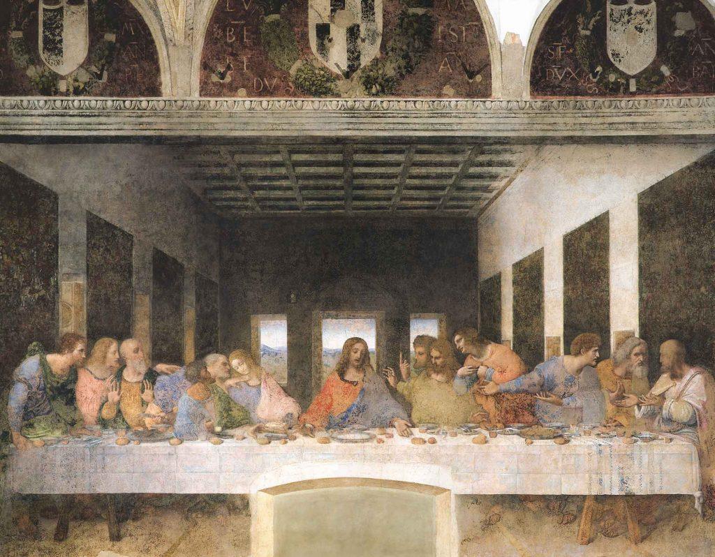 Leonardo Da Vinci Son Akşam Yemeği