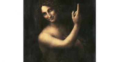 Leonardo Da Vinci Vaftizci Yahya