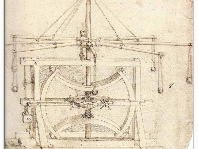 Leonardo Da Vinci Volanlar