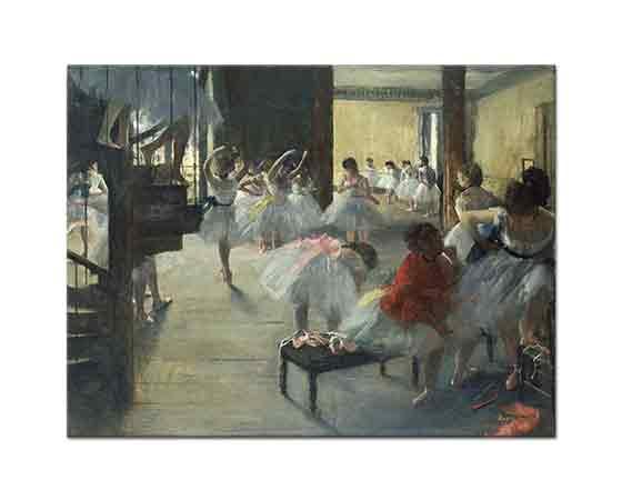 Edgar Degas Bale Okulu