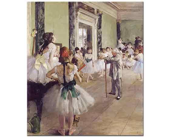 Edgar Degas Bale Sınıfı