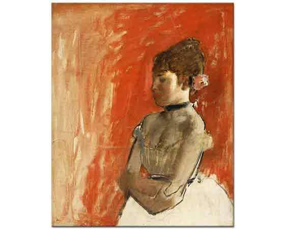 Edgar Degas Balerin Pozu
