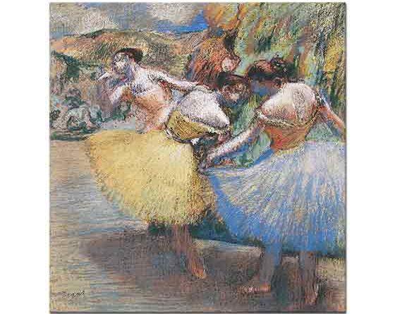 Edgar Degas Balerinler