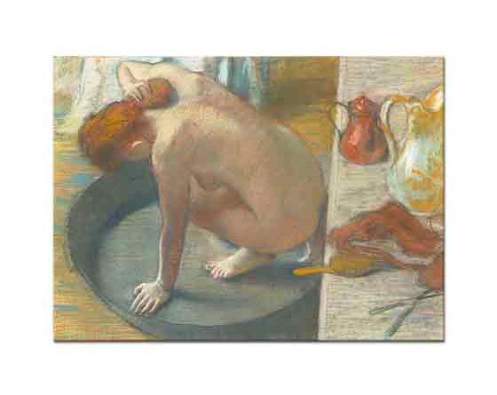 Edgar Degas Banyo