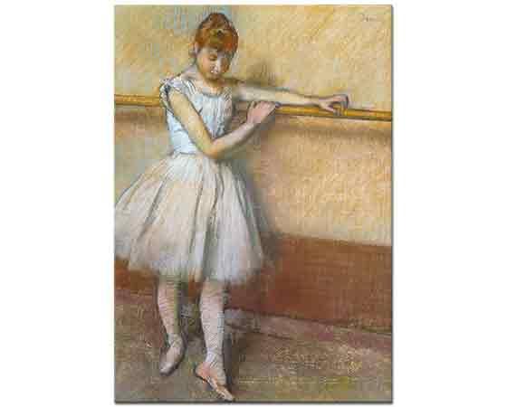 Edgar Degas Barda Balerin