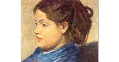 Edgar Degas Emma Dobigny'in Portresi
