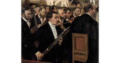 Edgar Degas Orkestra