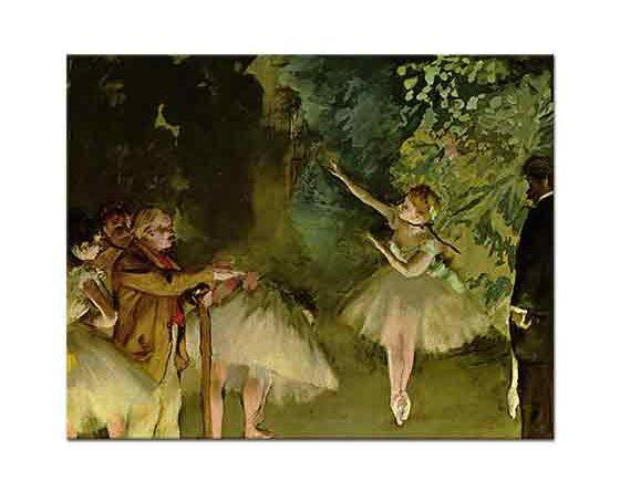 Edgar Degas Prova
